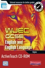 WJEC GCSE English and English Language Higher Active Teach CD-ROM