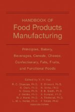 Handbook of Food Products Manufacturing