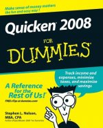 Quicken 2008 For Dummies