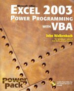 Excel 2003 Power Programming with VBA Set