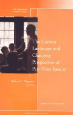 Current Landscape and Changing Perspectives of Part-Time Faculty