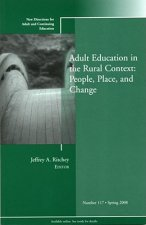 Adult Education in the Rural Context