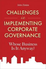 Challenges in Implementing Corporate Governance