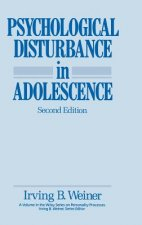 Psychological Disturbance in Adolescence