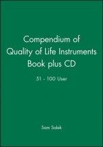 Compendium of Quality of Life Instruments Book plus CD 51 - 100 User