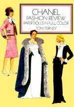 Chanel Fashion Review Paper Dolls