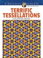 Creative Haven Terrific Tessellations Coloring Book