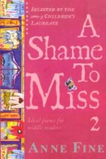 Shame To Miss Poetry Collection 2