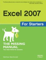 Excel 2007 for Starters
