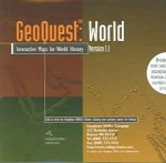 Geoquest World: Interactive Maps for World History
