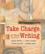Take Charge of Your Writing