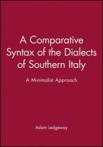 Comparative Syntax of the Dialects