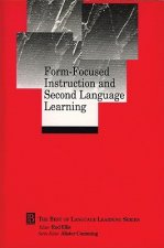 Form Focused Instruction and Second Language Learning