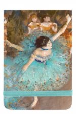 Degas Dancers Mini Journal