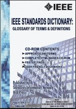 IEEE Standards Dictionary