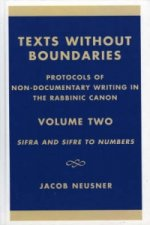 Texts without Boundaries: Protocols of Non-documentary Writing in the Rabbinic Canon