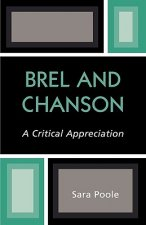 Brel and Chanson