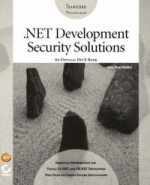 NET Development Security Solutions