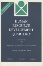 Human Resource Development Quarterly