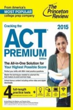 Cracking the ACT with 4 Practice Tests