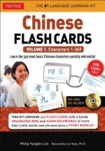 Chinese Character Flashcards