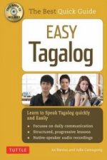 Easy Tagalog (with CD Rom)