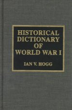 Historical Dictionary of World War I