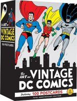 Art of Vintage DC Comics