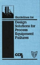 Guidelines for Design Solutions to Process Equipment Failures
