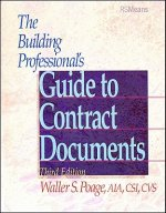 Building Professional's Guide to Contracting Documents