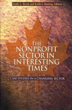Nonprofit Sector in Interesting Times