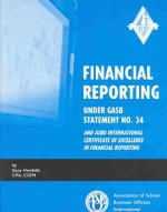 Financial Reporting Under GASB Statement No. 34 and ASBO International Certificate of Excellence in Financial Reporting