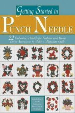 Getting Started in Punch Needle