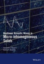 Nonlinear Acoustic Waves in Micro-Inhomogeneous Solids