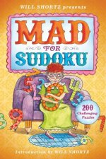 Will Shortz Presents Mad for Sudoku