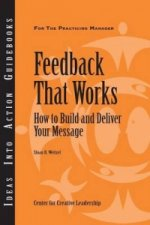 Feedback That Works