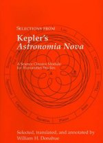 Selections from Kepler's Astronomia Nova