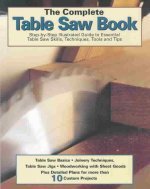 Complete Table Saw Book