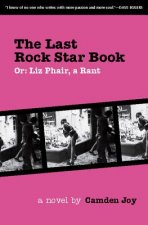 Last Rock Star Book