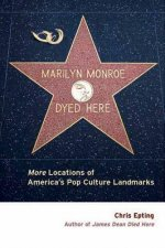 Marilyn Monroe Dyed Here