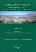 Balboura Survey and Settlement in Highland Southwest Anatolia