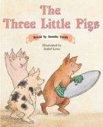 Three Little Pigs PM Tales and Plays Level 15 Orange