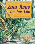 Zala Runs for Her Life PM Purple Set A Fiction
