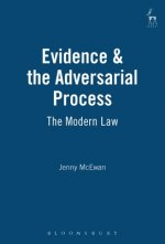 Evidence and the Adversarial Process