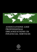 Associations and Professional Organisations in Financial Services