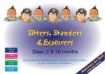 Sitters, Standers and Explorers