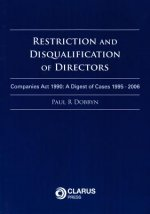 Restriction and Disqualification of Directors