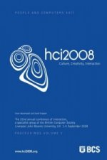 Proceedings of HCI 2008 - Culture, Creation, Interaction