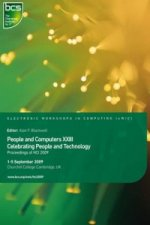 Proceedings of HCI 2009 - Celebrating People and Technology