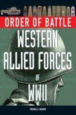 Order of Battle: Western  Allied Forces of World War 2